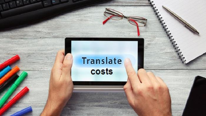معیارهای تخمین هزینه ترجمه