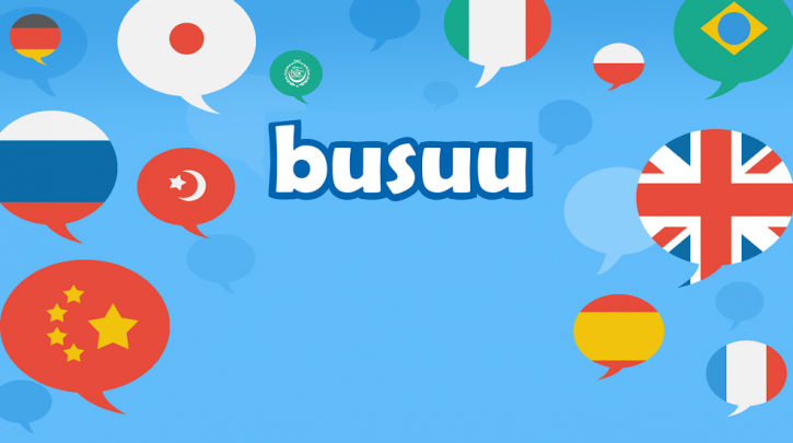 دانلود اپلیکیشن بوسو برای یادگیری زبان انگلیسی