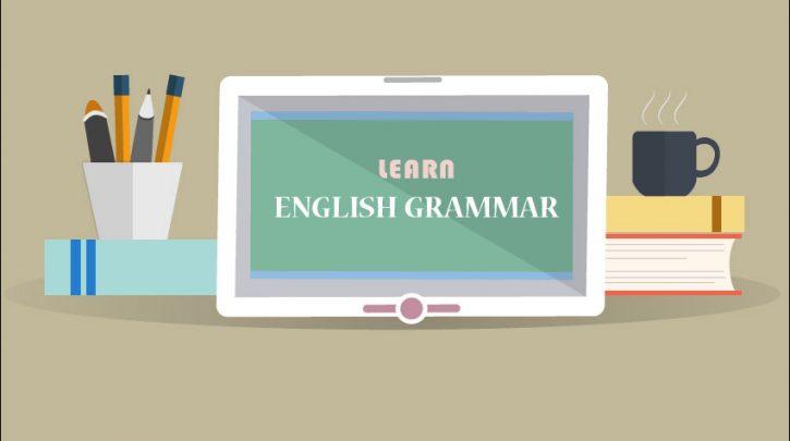 یادگیری گرامر انگلیسی